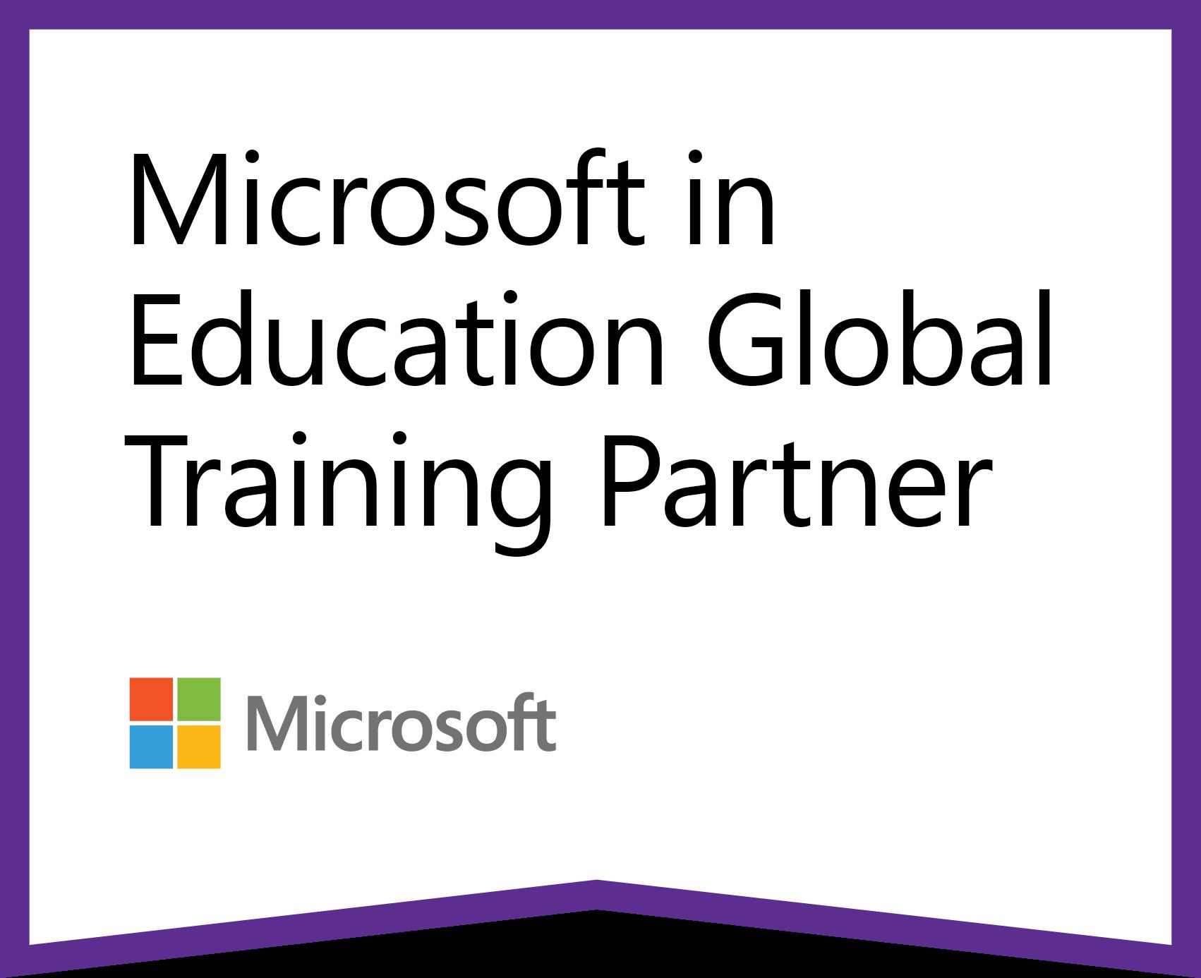 Todo el equipo de Aonia estamos de celebración. ¡Nos hemos convertido en Global Trainer Partner de Microsoft Education!